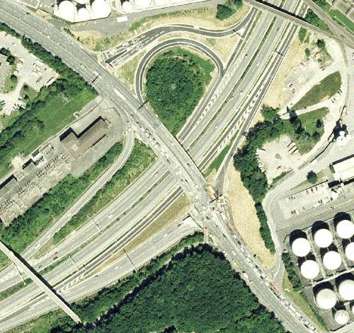 uplans - maintenance of the highway a1 bridges in the geneva airport area